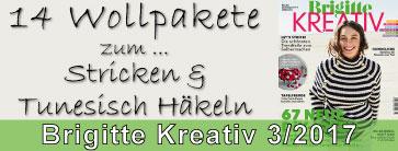 Wollpakete Brigittte Kreativ 3/17