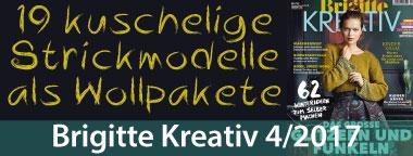 Wollpakete Brigittte Kreativ 4/17