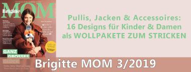 Wollpakete Brigitte MOM
