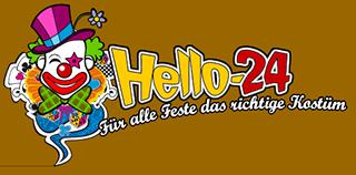 Hello 24 - Ihr Spezialist für Karnevalskostüme