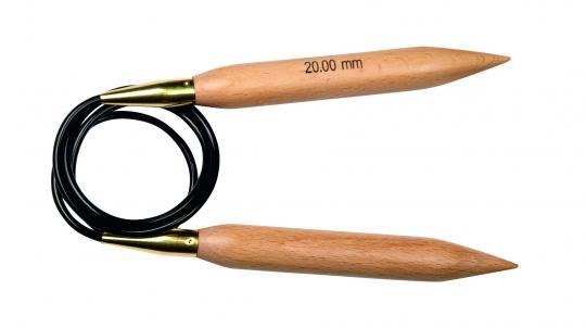 Circular Knitting Needle JUMBO 80cm