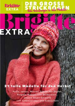 Knitting Manuals Brigitte 22/2017