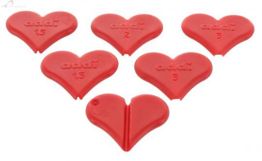 Maschenfix Herzen