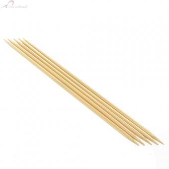 Nadelspiel Bambus 15cm