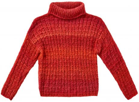 """Wollpaket """"Pullover in Color"""""""