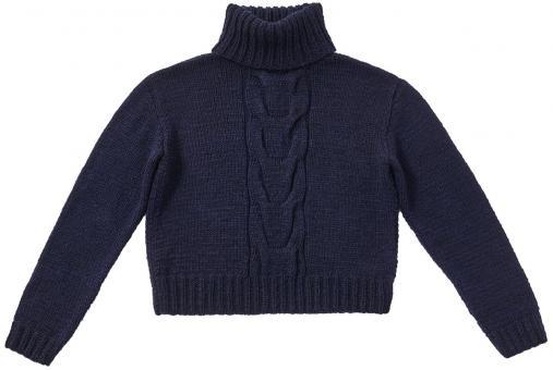 """Wollpaket """"Pullover mit Zopf"""""""