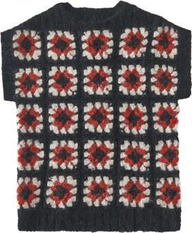 Crocheted Pullunder