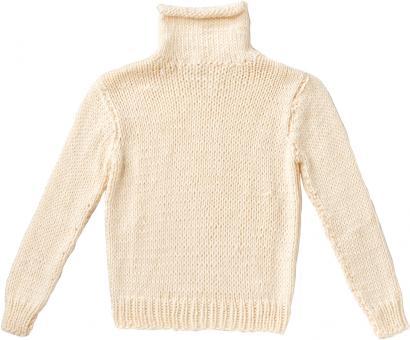 Turtle-Neck Pullover