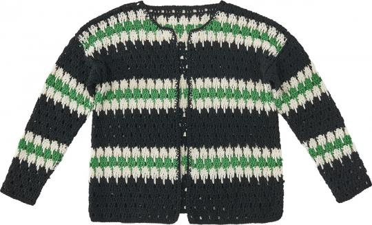 Crocheted Little Jacket