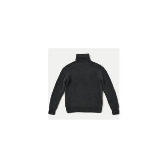 Men's Half-Patent-Pullover