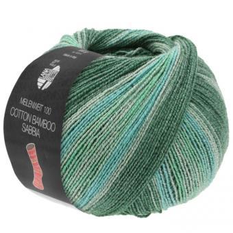 "Meilenweit 100 Cotton Bamboo ""SABBIA"""