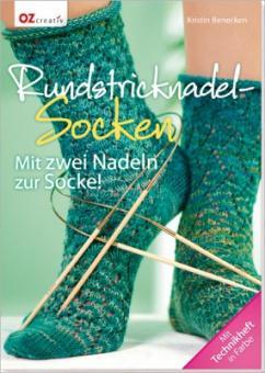 Rundstricknadel-Socken