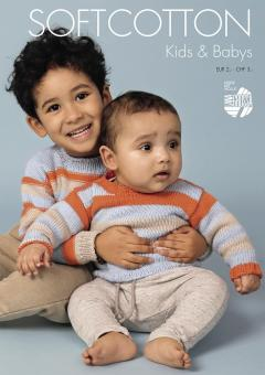 Booklet SOFT COTTON - Kids & Babys