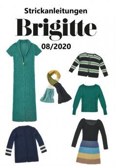 Strickanleitungen Brigitte 08/2020