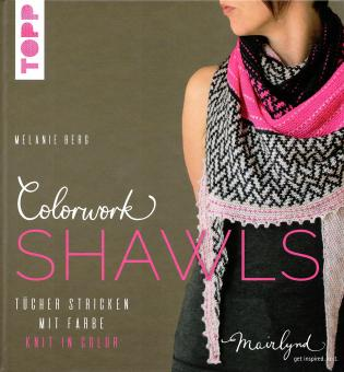 Colorwork SHAWLS - Knit in Color