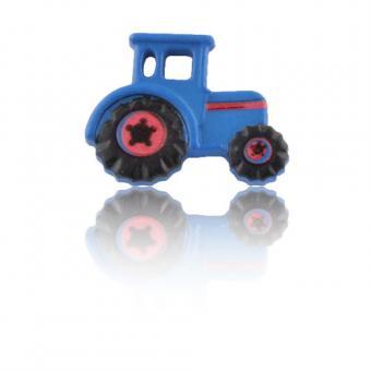 """Children's Button """"Tractor"""""""