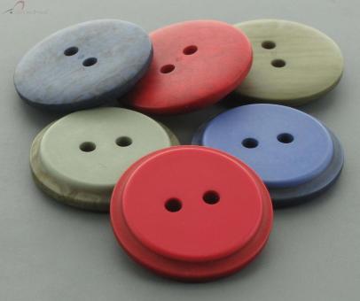 """Fashion Button """"Edge"""" 20mm"""