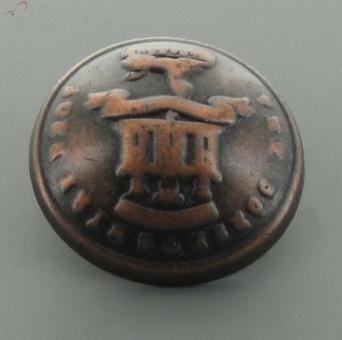Wappenknopf im Vintage-Look