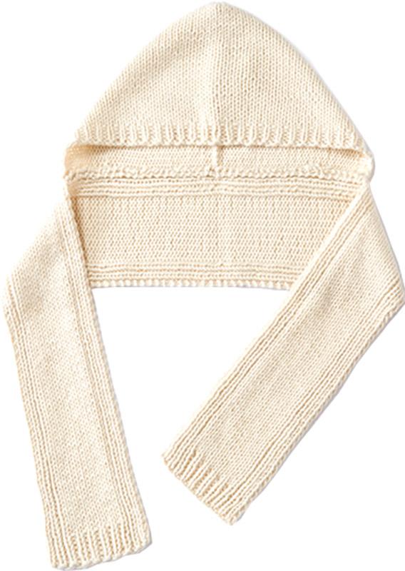 Brigitte kreativ hoodie lang yarns strickmodell rikes - Kreativ brigitte de ...