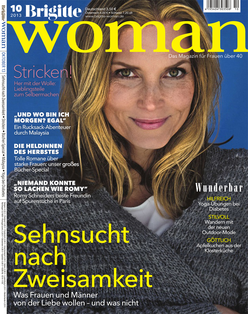 Brigitte Woman Strickanleitungen Brigitte Woman 10 2013
