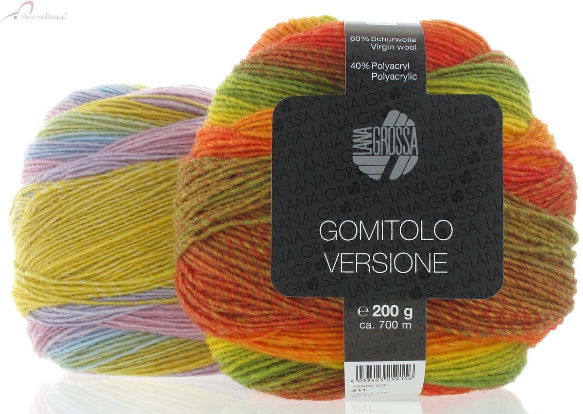 LANA GROSSA Gomitolo Versione Colore 407