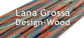 Lana Grossa Design-Wood Needles