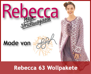 Wollpakete zur Rebecca 63 - Winter 2015